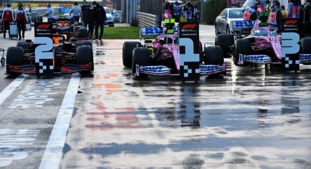 Trận thuỷ chiến trên đường đua xác định nhà vô địch thế giới F1 năm 2020 - 4