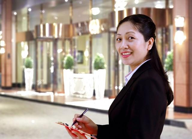 Gặp cô giáo dạy nghề cho hàng ngàn nhân viên quản lý khách sạn, nhà hàng - 1