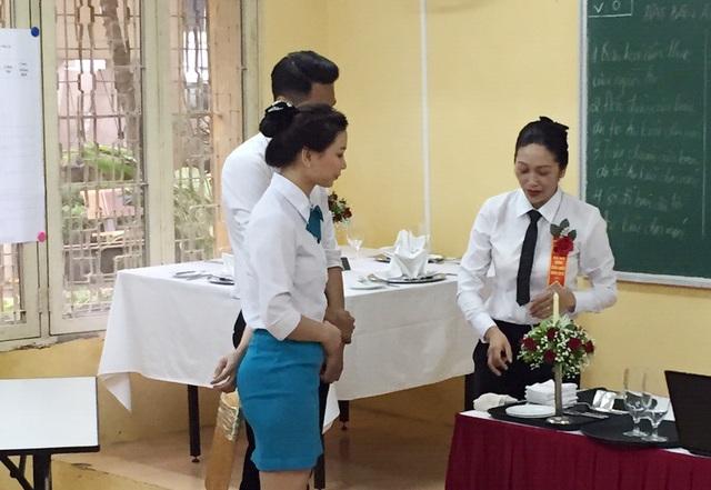 Gặp cô giáo dạy nghề cho hàng ngàn nhân viên quản lý khách sạn, nhà hàng - 3