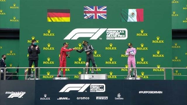 Trận thuỷ chiến trên đường đua xác định nhà vô địch thế giới F1 năm 2020 - 16