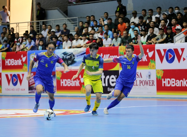 Khởi tranh giải futsal cúp quốc gia 2020 - 1