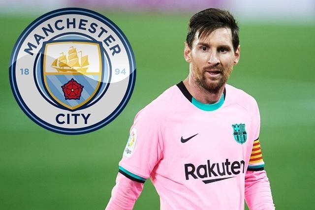 Messi ra hai điều kiện để đầu quân cho Man City - 2