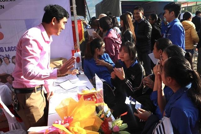 Trang bị kỹ năng tìm việc cho thanh niên nông thôn Nghệ An - 2