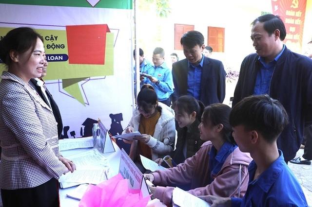 Trang bị kỹ năng tìm việc cho thanh niên nông thôn Nghệ An - 3