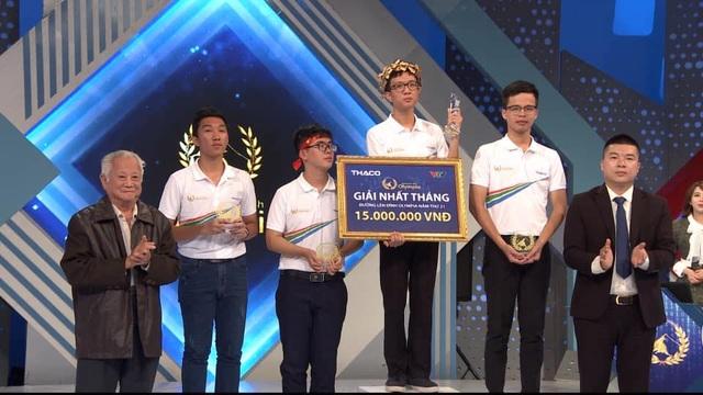 Có chiến thuật thông minh, nam sinh Hưng Yên thắng cuộc thi tháng Olympia - 3