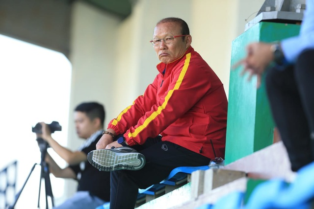 U22 Việt Nam sẽ khởi sắc dưới bàn tay HLV Park Hang Seo? - 3