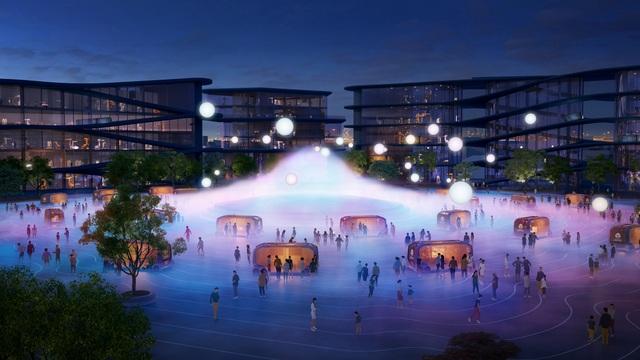 Thành phố tương lai dưới chân núi Phú Sĩ - 2