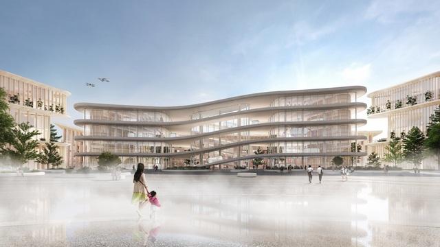 Thành phố tương lai dưới chân núi Phú Sĩ - 3