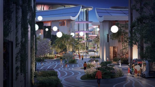 Thành phố tương lai dưới chân núi Phú Sĩ - 4