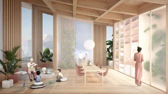 Thành phố tương lai dưới chân núi Phú Sĩ - 5