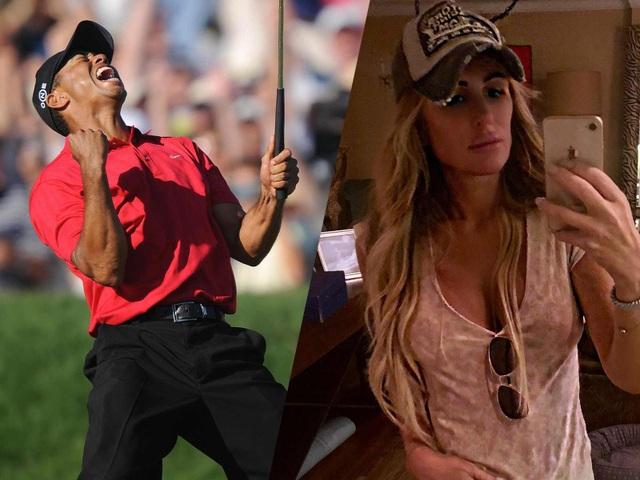 """Tiger Woods """"tái mặt"""" khi tình cũ ra phim kể lại scandal ngoại tình - 2"""