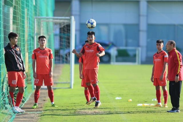 U22 Việt Nam sẽ khởi sắc dưới bàn tay HLV Park Hang Seo? - 1