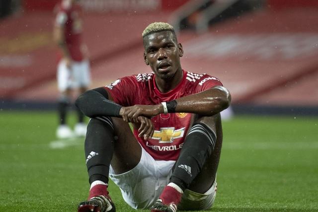 Pogba thừa nhận thực tế phũ phàng ở Man Utd - 2