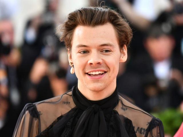 """Ngôi sao ca nhạc Harry Styles: """"Chàng thơ"""" ăn vận… nữ tính - 7"""