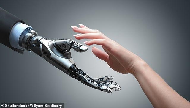 Bạn có nghĩ robot sẽ là người tình lý tưởng? - 1