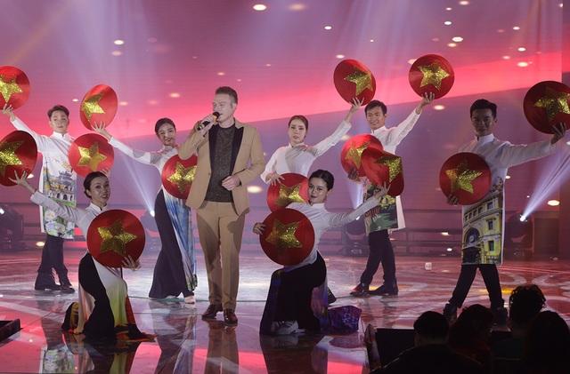 Quang Hà, Kyo York, Phương Mỹ Chi hát vì miền Trung - 5