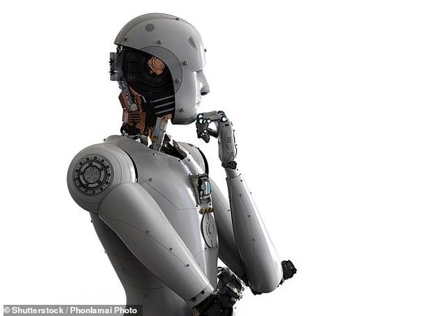 Bạn có nghĩ robot sẽ là người tình lý tưởng? - 3