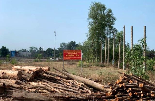 """Hàng trăm hecta đất cấm bị xẻ thịt: Lộ diện công trình sai phạm """"khủng""""! - 6"""