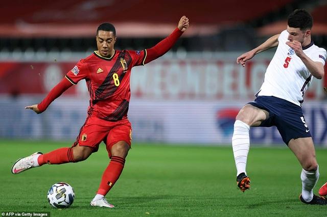 Thất bại trước Bỉ, tuyển Anh vỡ mộng ở Nations League - 1