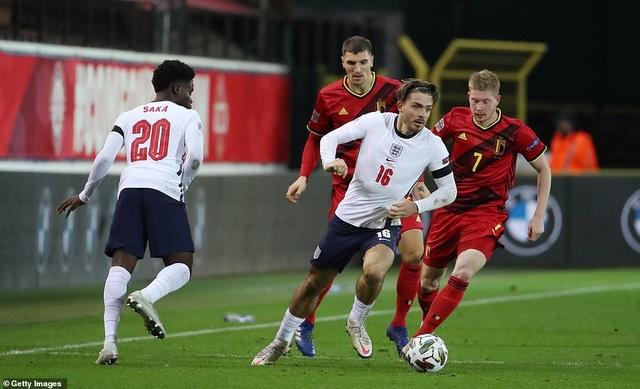 Thất bại trước Bỉ, tuyển Anh vỡ mộng ở Nations League - 3
