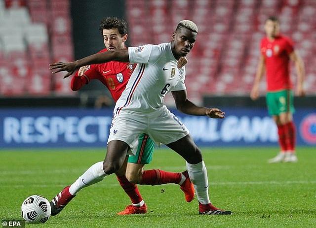 Pogba thừa nhận thực tế phũ phàng ở Man Utd - 1