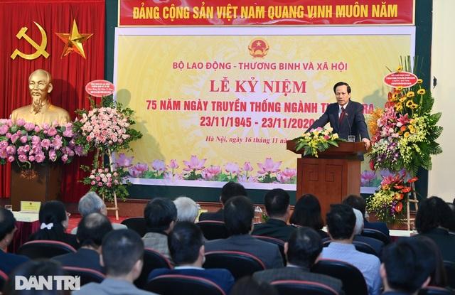 Bộ trưởng Đào Ngọc Dung giao nhiệm vụ tới Thanh tra Bộ LĐ-TBXH năm 2021 - 2