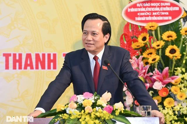 Bộ trưởng Đào Ngọc Dung giao nhiệm vụ tới Thanh tra Bộ LĐ-TBXH năm 2021 - 1