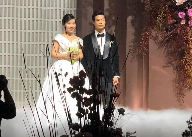 Đám cưới Công Phượng sang trọng đúng sự chờ đợi - 1