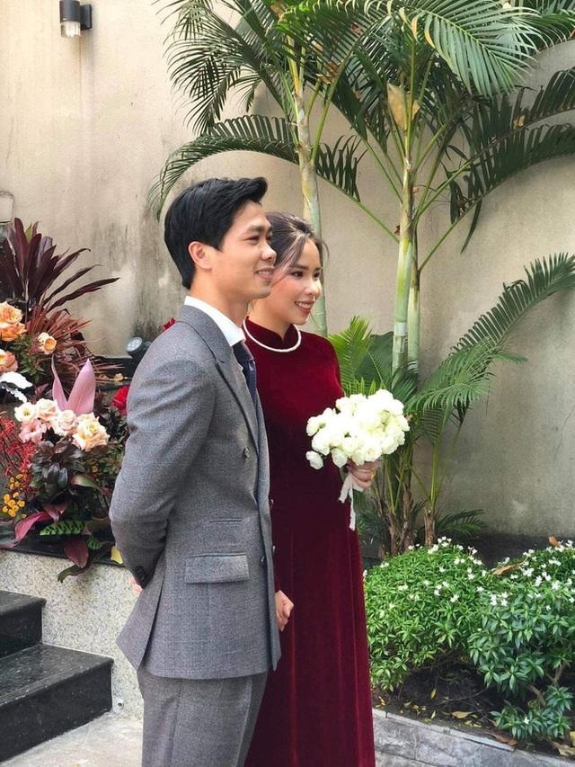 Đám cưới Công Phượng sang trọng đúng sự chờ đợi - 8