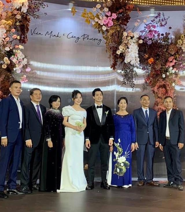 Đám cưới Công Phượng sang trọng đúng sự chờ đợi - 6