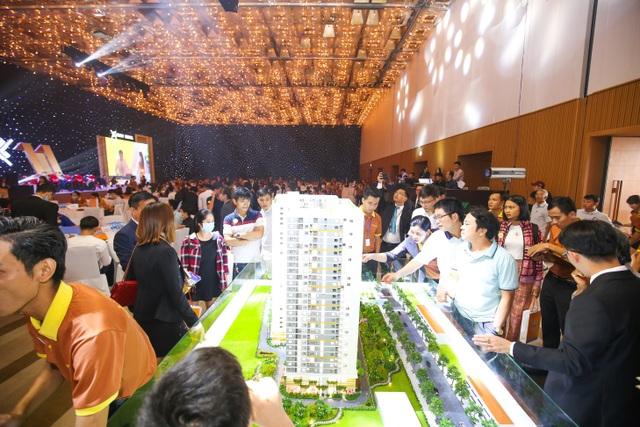 Legacy Central chinh phục hàng nghìn khách hàng tại sự kiện công bố dự án - 2