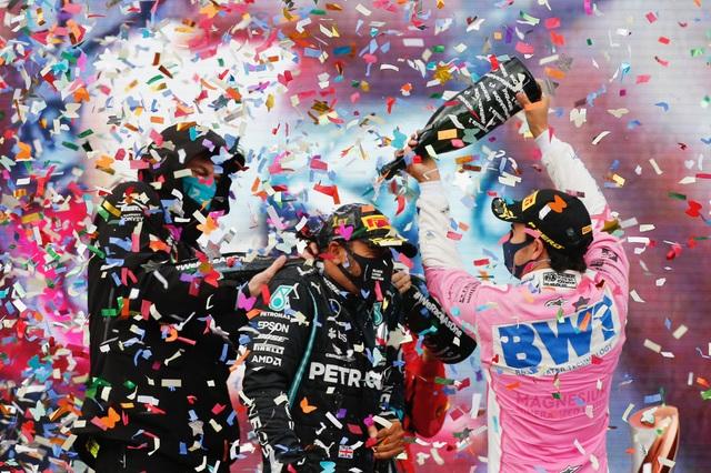 Trận thuỷ chiến trên đường đua xác định nhà vô địch thế giới F1 năm 2020 - 17