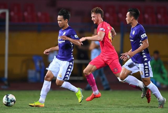 Ngoại binh đắt giá muốn giành danh hiệu châu lục cùng CLB Hà Nội - 1