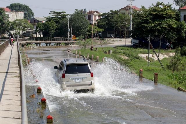"""Xây cầu vượt 200 tỷ đồng """"xóa sổ"""" ẩn hoạ giao thông trên đập tràn Quan Sơn - 2"""