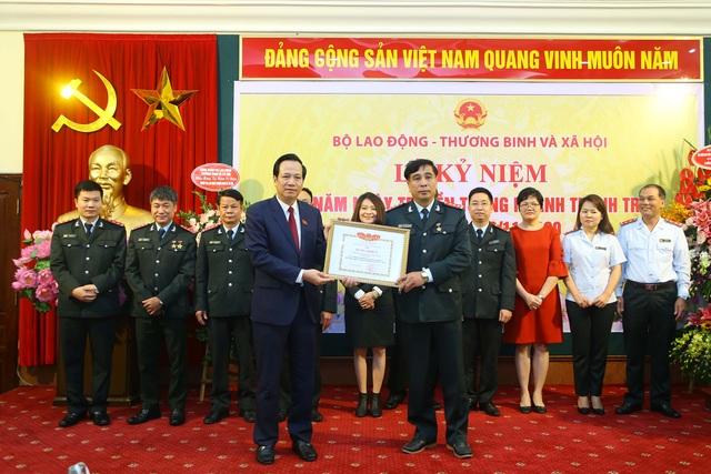 Bộ trưởng Đào Ngọc Dung giao nhiệm vụ tới Thanh tra Bộ LĐ-TBXH năm 2021 - 4