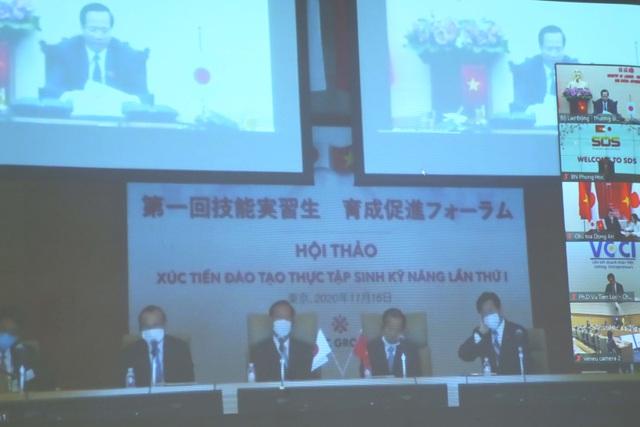 Nỗ lực giải quyết các vấn đề về thực tập sinh Việt Nam tại Nhật Bản - 4