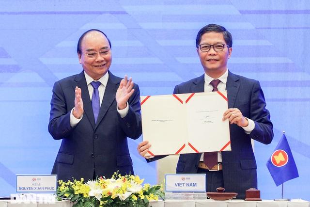 Truyền thông quốc tế quan tâm tới lễ ký kết RCEP tại ASEAN 37 - 2