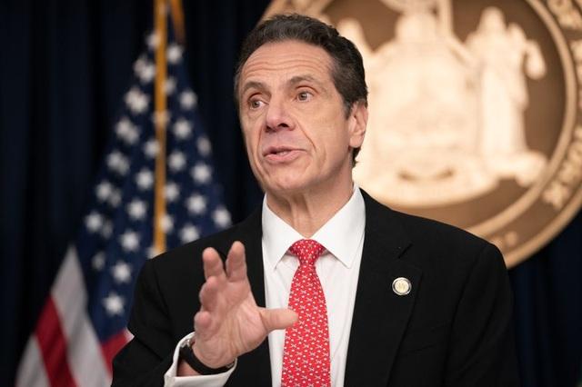 """Thống đốc New York dọa kiện chính quyền Trump giữa """"khẩu chiến"""" về vắc xin - 1"""