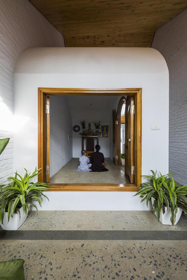 Nằm sâu trong ngõ nhỏ, ngôi nhà Hà Nội vẫn nổi bật bởi thiết kế không ngờ - 13