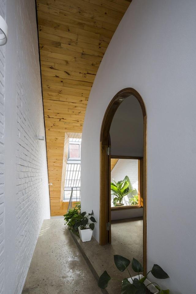 Nằm sâu trong ngõ nhỏ, ngôi nhà Hà Nội vẫn nổi bật bởi thiết kế không ngờ - 14