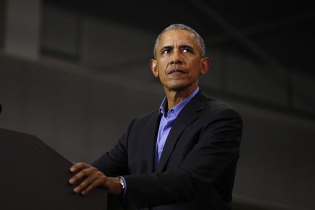 Ông Obama cảnh báo: Các đối thủ đang thấy Mỹ suy yếu - 1