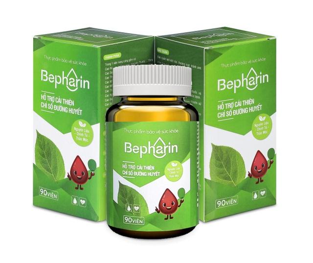 Đánh giá sản phẩm Bepharin, có thực sự tốt cho người bệnh tiểu đường như lời đồn? - 2
