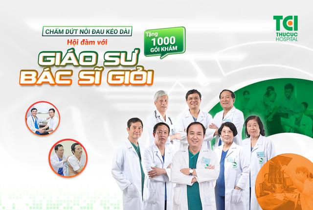 Giao lưu trực tuyến: Bác sĩ chuyên khoa giải đáp trực tiếp các vấn đề sức khỏe - 1