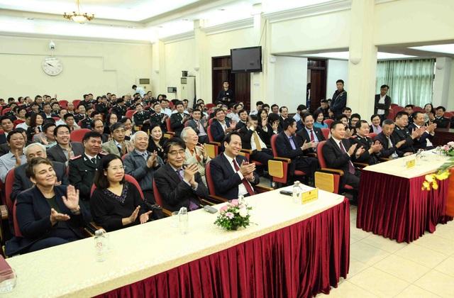 Bộ trưởng Đào Ngọc Dung giao nhiệm vụ tới Thanh tra Bộ LĐ-TBXH năm 2021 - 3