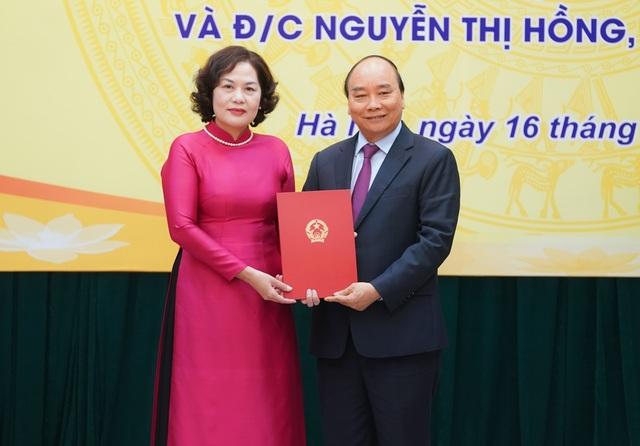 Thủ tướng giao 5 nhiệm vụ cho tân Thống đốc Ngân hàng Nhà nước - 1