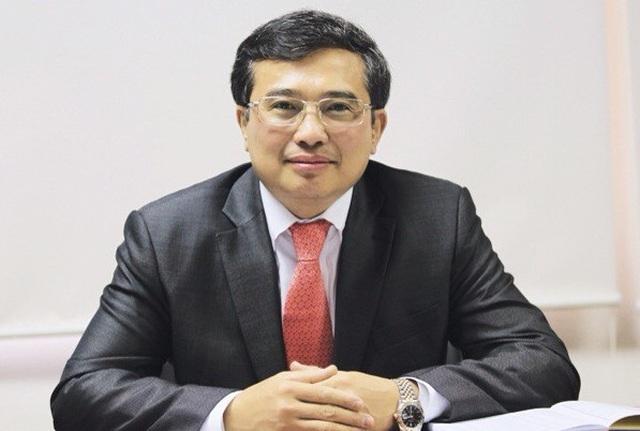 Thứ trưởng Bộ Công Thương Hoàng Quốc Vượng được điều động làm Chủ tịch PVN - 1