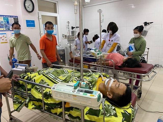 Nghi ngộ độc khi sử dụng than sưởi sau sinh, 4 người nhập viện - 1
