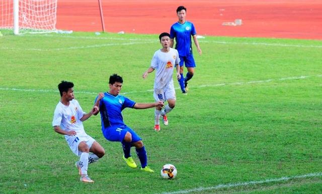 CLB trẻ Quảng Nam thăng hạng Nhì năm 2021 - 1