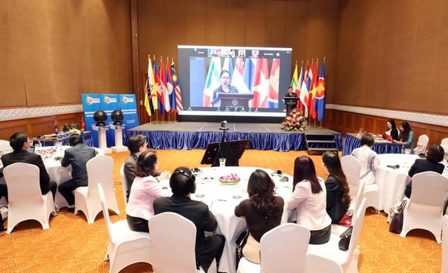 Thứ trưởng Nguyễn Thị Hà: Cần đảm bảo địa vị pháp lý của phụ nữ và trẻ em - 1