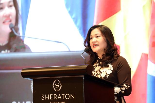 Thứ trưởng Nguyễn Thị Hà: Cần đảm bảo địa vị pháp lý của phụ nữ và trẻ em - 2